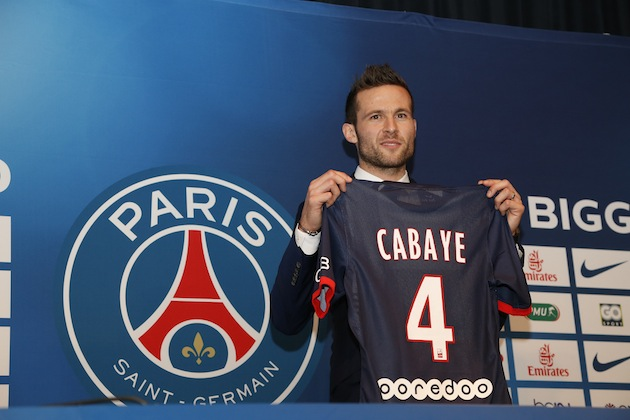 Cabaye in Paris
