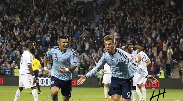 MLS Week 5 Wrap-Up: Sporting KC Snatches Late Winner