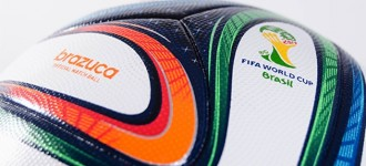 The adidas Brazuca World Cup 2014 Ball Is Finally Here