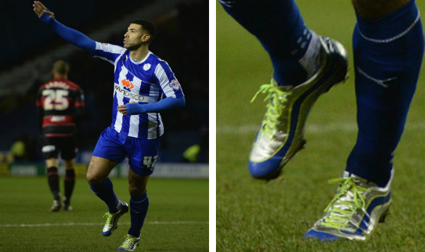 Leon Best Sheffield Wednesday Vapor XV edited