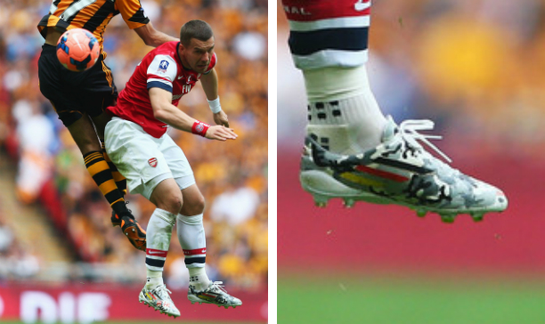 Lukas Podolski Arsenal custom F50 edited