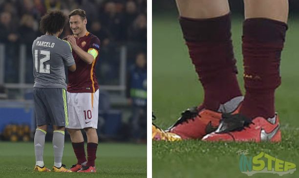 Francesco Totti Roma custom Tiempo VI edited