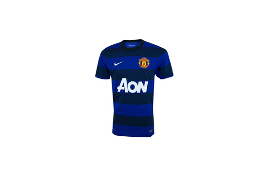 2011-12 Manchester United Away Jersey