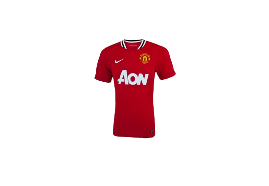 2011-12 Manchester United Home Jersey