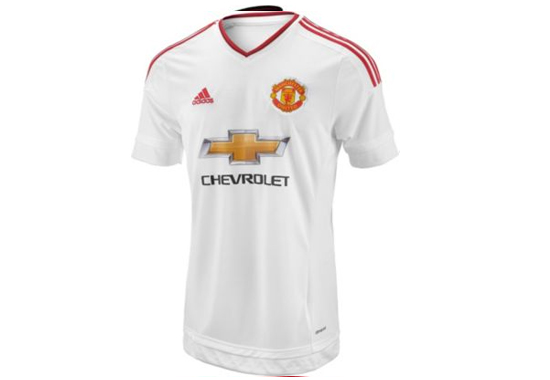 2015-16 Manchester United Away Jersey