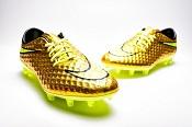 Nike Gold Hypervenom Phantom