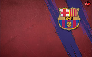 Barcelona Soccer Desktop Wallpaper