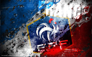 France Soccer Desktop Wallpaper