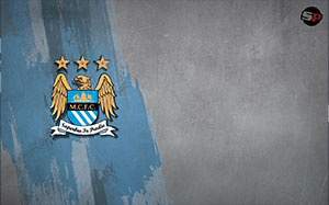 Manchester City Soccer Desktop Wallpaper