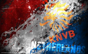 Netherlands Soccer Desktop Wallpaper
