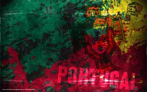 Portugal Soccer Desktop Wallpaper