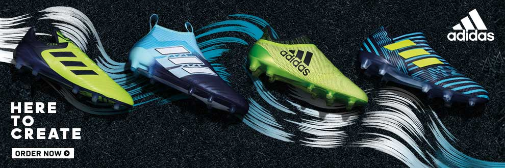 adidas Ocean Storm - Here To Create