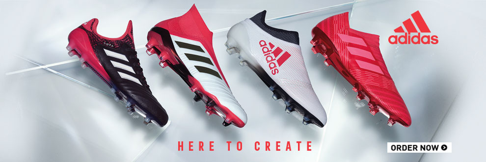 New Adidas Pack