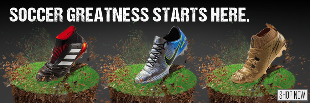 Soccer Greatness Starts Here
