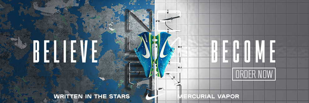 Nike Mercurial Vapor - Written in the Stars