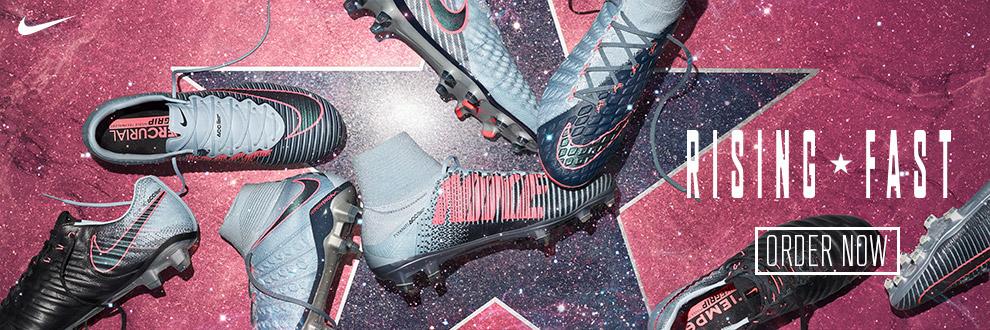 Nike - Rising Fast