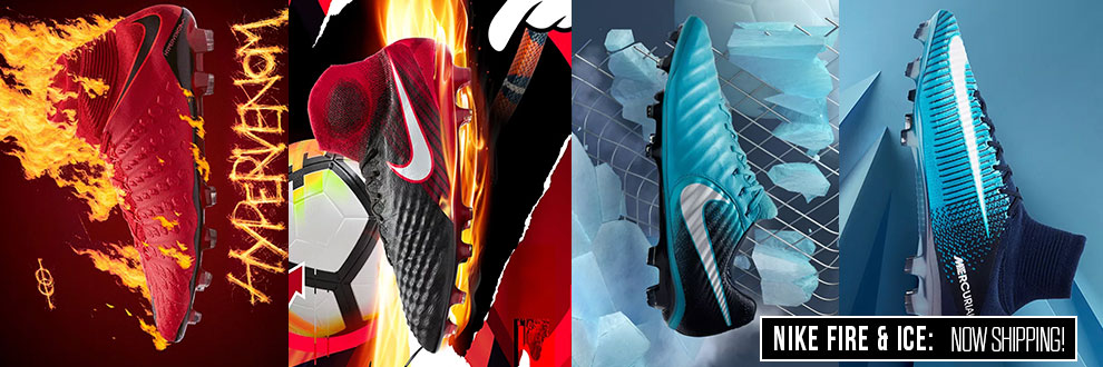 Nike Fire and Ice