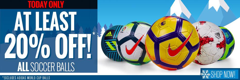 Soccer Ball Discount