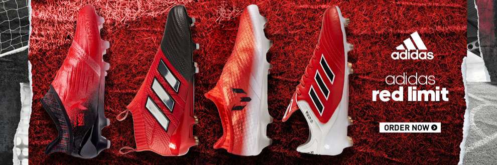 adidas Red Limit Soccer Shoes