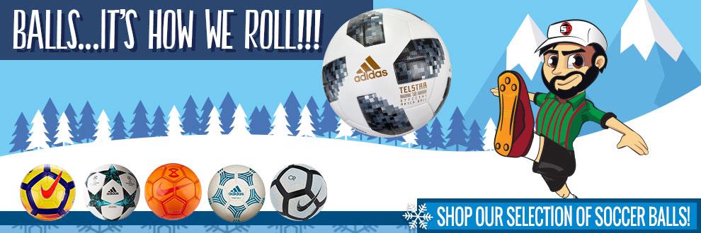 Soccer Balls!