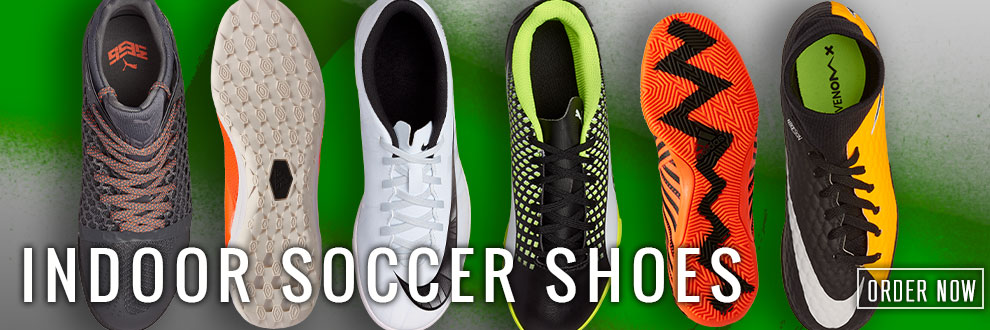 Indoor Soccer Shoes