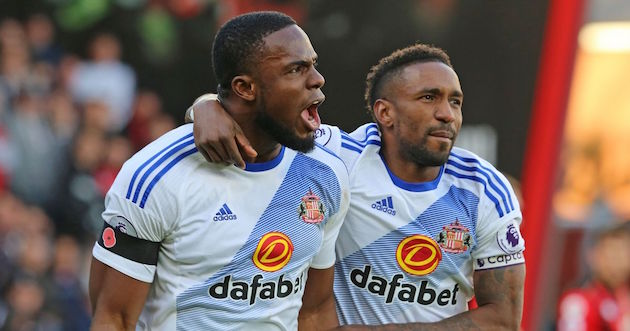 EPL Wrap-up: Moyes' Sunderland Finally Gets That First Win