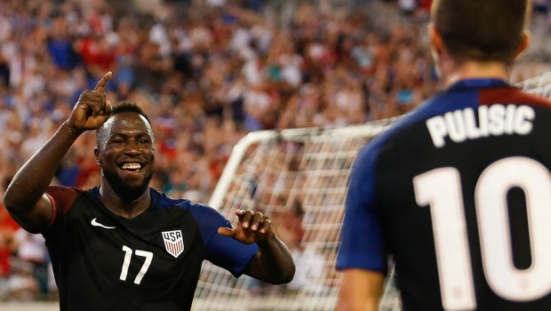 USMNT Cruises Past Trinidad & Tobago with Altidore Double