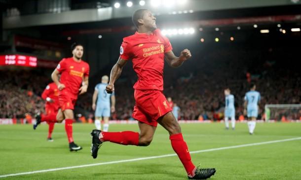 Liverpool beats City 1-0