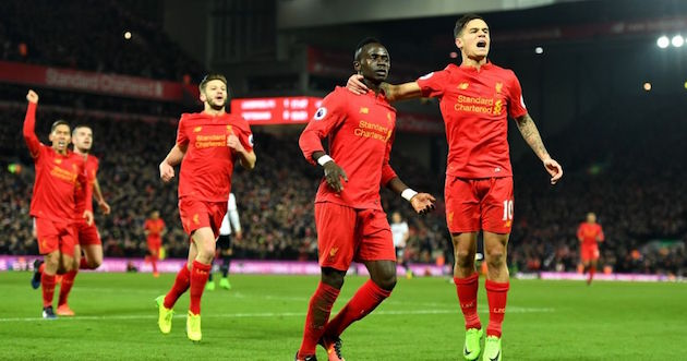 EPL Wrap-up: Liverpool Cruises Past Spurs; Burnley Slows Chelsea's Train