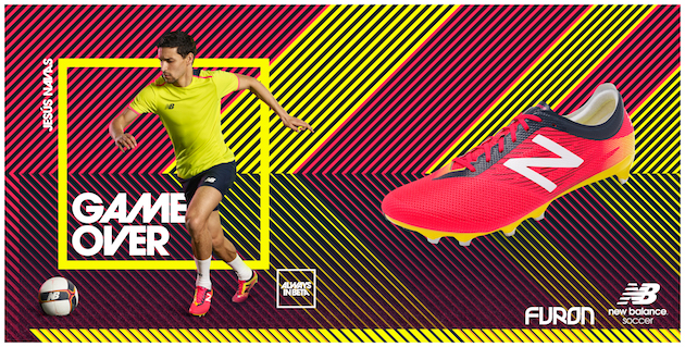 New Balance Updates Furon and Reveals New Visaro Color