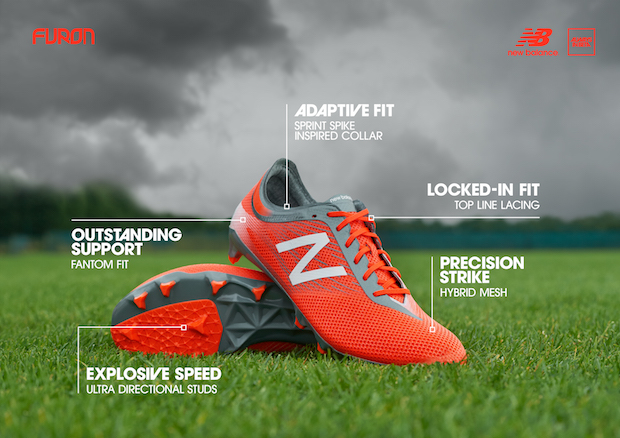 New Balance Furon 2 Tech Sheet