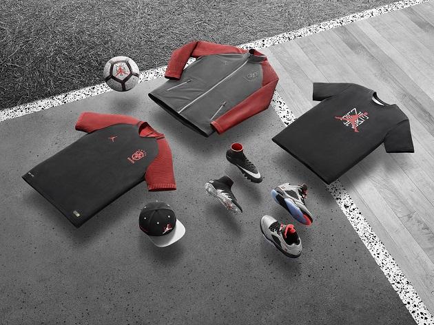 jordan x neymar soccer collection