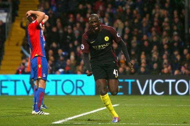 Yaya Toure scores double in return