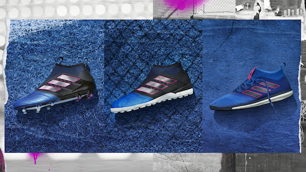 adidas ACE Blue Blast collection