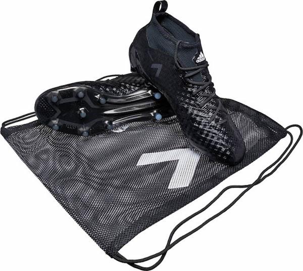 Checkered Black adidas ACE Primeknit
