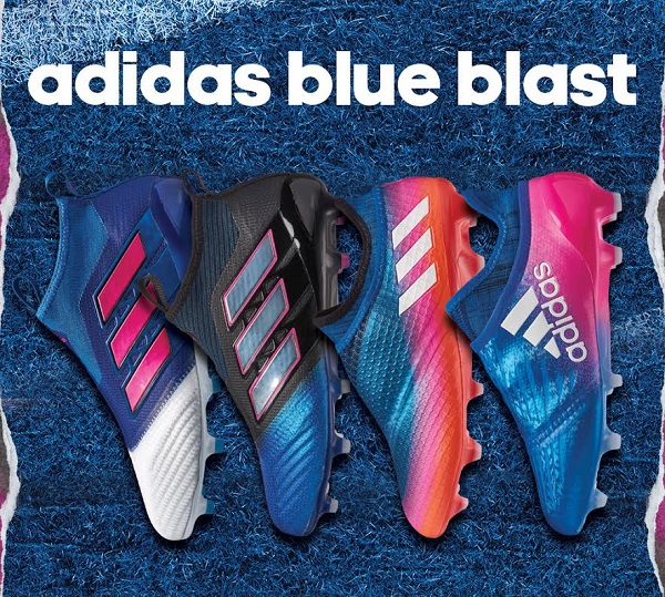 adidas Completes Blue Blast Pack with X, Messi, & Copa Color Updates