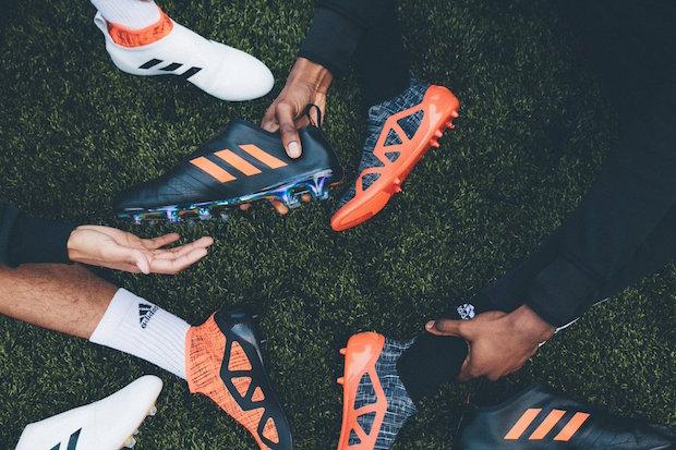 Adidas Glitch the Matrix