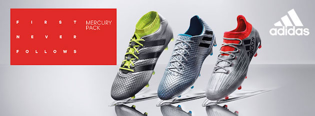 183dab775 Taking a Look at adidas  New X 16.1 and MESSI 16.1