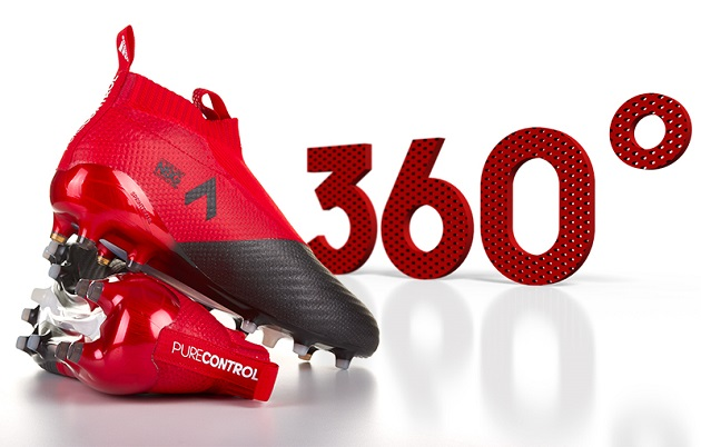 adidas ACE 17 Purecontrol 360 view