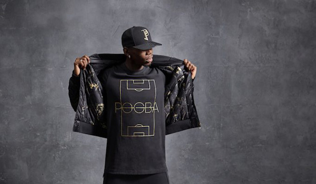 Paul Pogba adidas collection