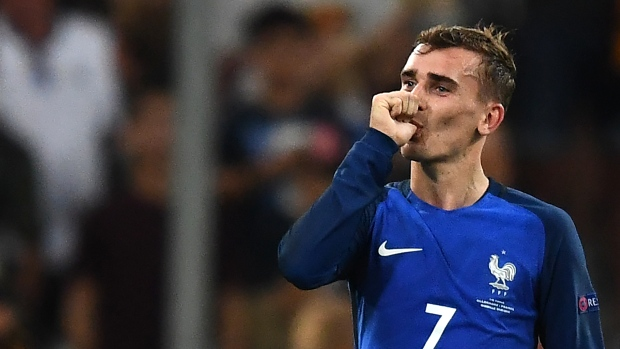 Griezmann Gets the Best of Germany