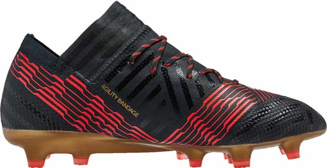A writeup on the best thing about the top 3 brands in soccer cleats today