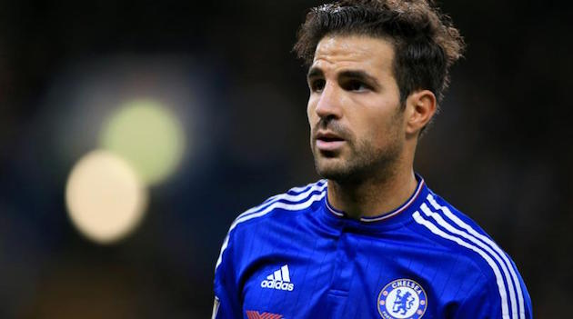 On the Spot: Cesc Fabregas