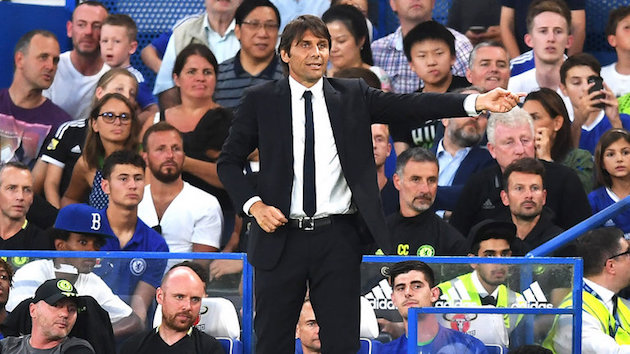 New Chelsea manager Antonio Conte
