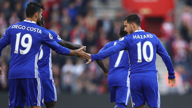 EPL Wrap-up: The Blues Stay Hot
