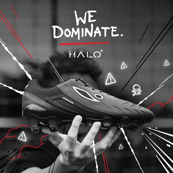 Concave Halo cleats