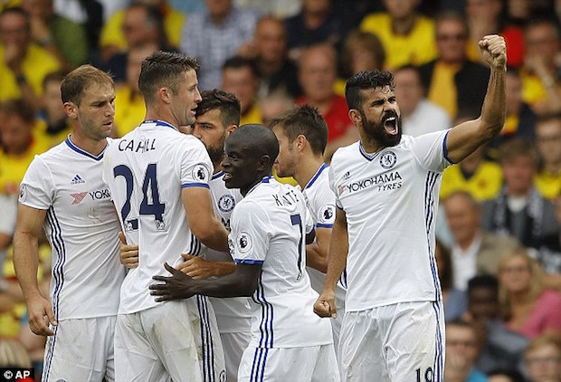EPL Wrap-up: Liverpool's Fruitless Finishing; Another Late Costa Winner