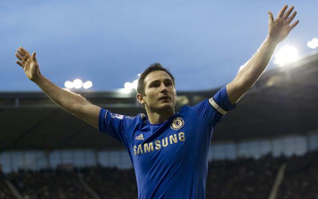 Chelsea legend Frank Lampard