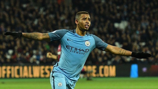 On the Spot: Gabriel Jesus