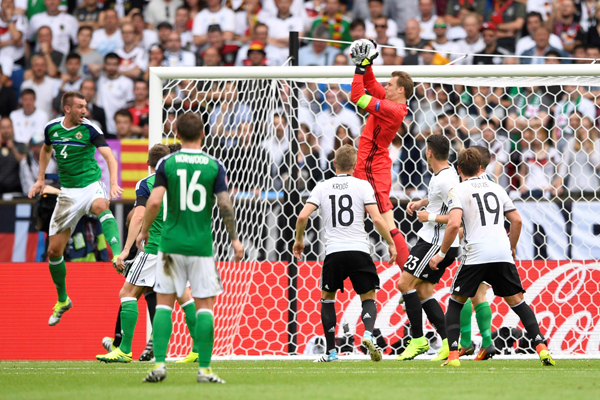 The Impenetrable German Wall Goes Up Against Italy
